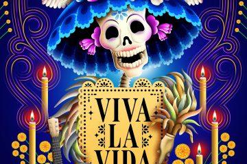 Mexican Pavilion 2019 - Viva la vida